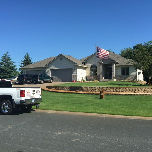 Asphalt Shingle Roof Installation Project